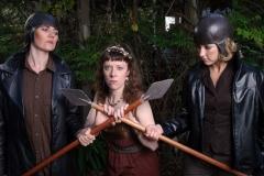 Mark Alburger's Antigone with Maria Mikhenko and Erin Lahm