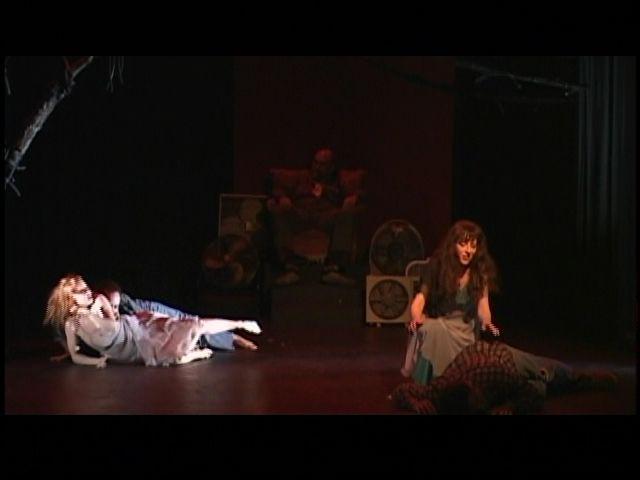 Peter Josheff's Inferno with Julie Sheetz, Sean McMahon and Richard Mix
