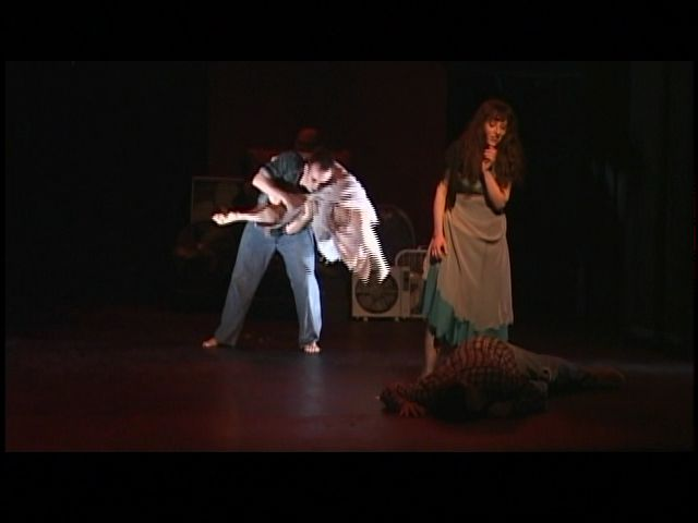 Peter Josheff's Inferno with Julie Sheetz, Sean McMahon, Richard Mix and Adam Flowers