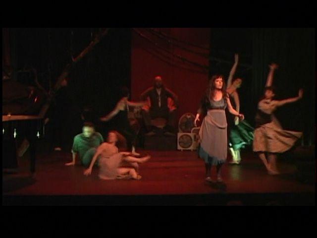 Peter Josheff's Inferno with the Huckaby McAllister Dance Company