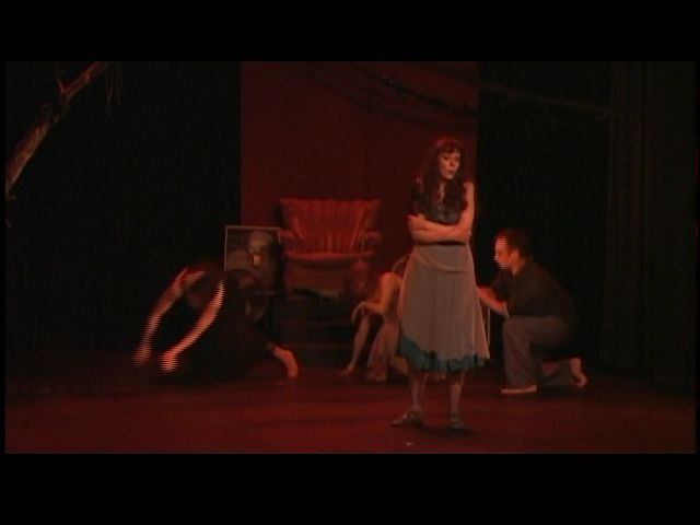 Peter Josheff's Inferno with Erin Mei-Ling Stuart, Julie Sheetz and Sean McMahon